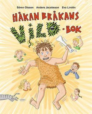 Håkan Bråkans vildbok