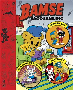 Bamse - Sagosamling