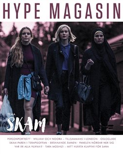 Hype Magasin/ Tema Skam