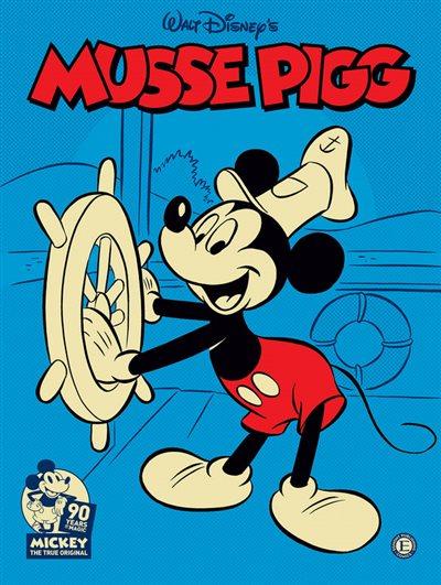 90 år med Musse Pigg