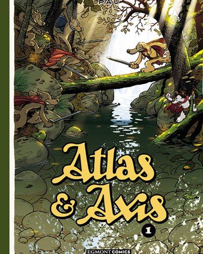 Atlas och Axis del 1 (1/4)