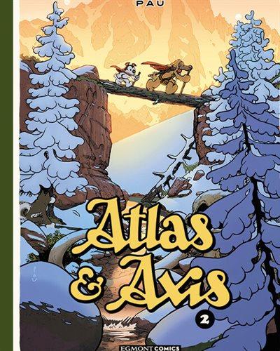 Atlas och Axis del 2 (2/4)