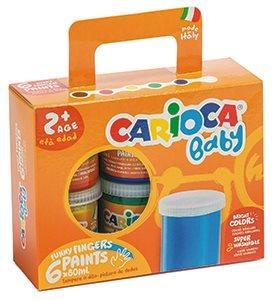 Carioca Fingerfärger