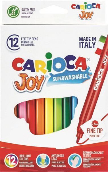 Carioca - Fiberpennor