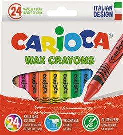 Carioca Vaxkritor 24 st