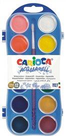 Carioca Vattenfärger 12 st