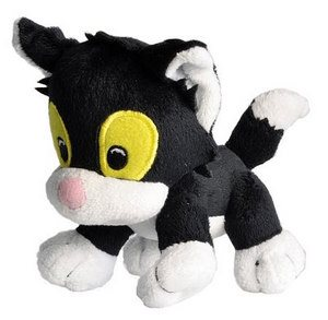 Katten Janson mini mjukdjur