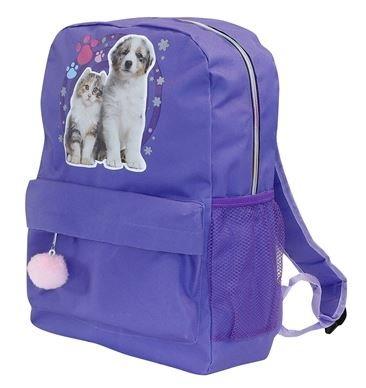 Pets ryggsäck