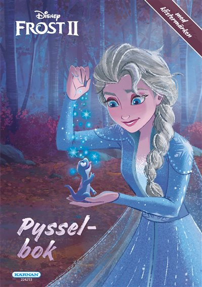 Pysselbok Frost 2