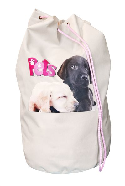 PETS DUFFLE BAG