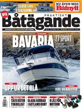 Praktiskt Båtägande Prenumeration Bra Erbjudanden På Tidningen