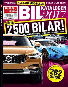 Auto Motor Sport Bilkatalogen