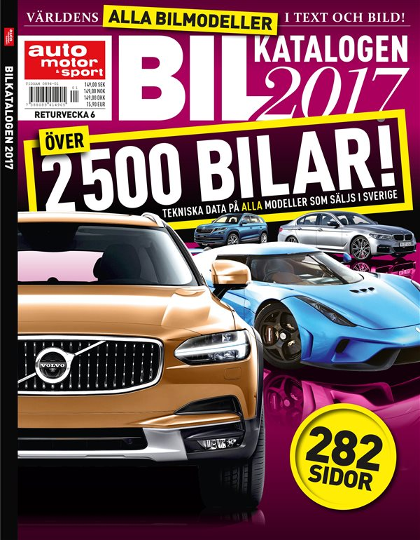 Auto Motor & Sport Bilkatalog
