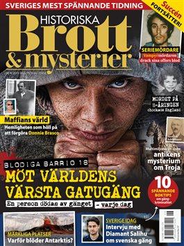 HISTORISKA Brott & mysterier