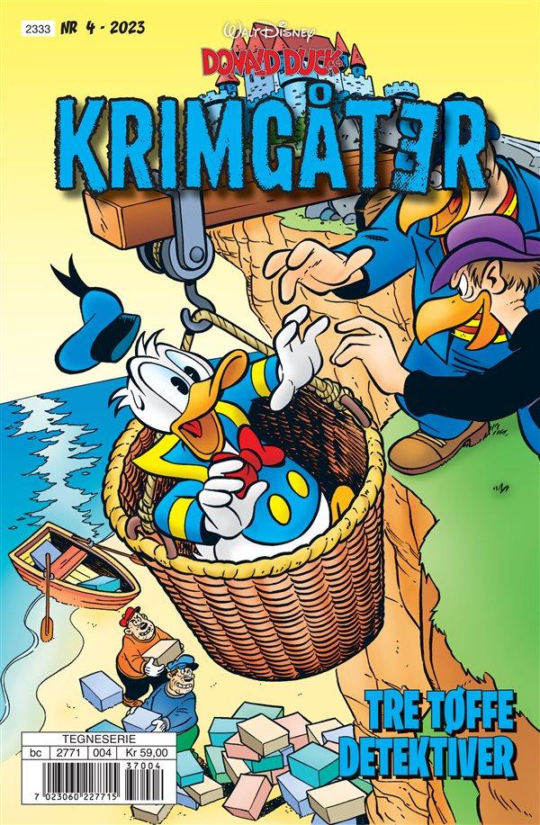 Donald Duck Krimgåter