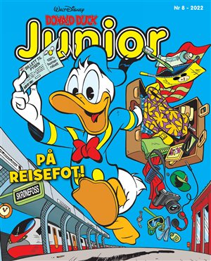 Donald Duck Junior