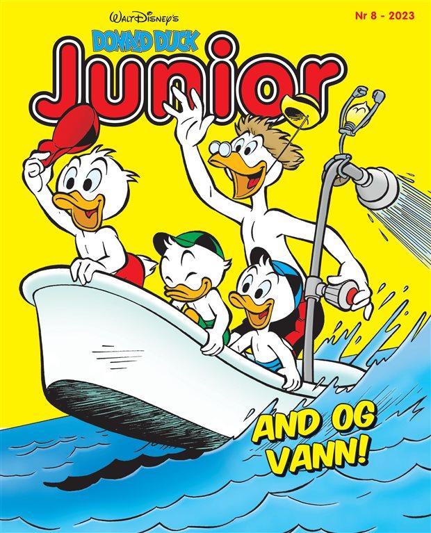 Donald Duck Junior