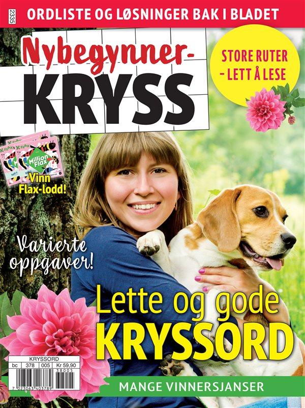 Kryssordbladet