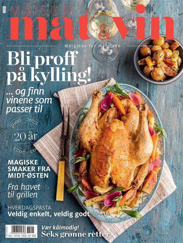 Maison Mat og vin