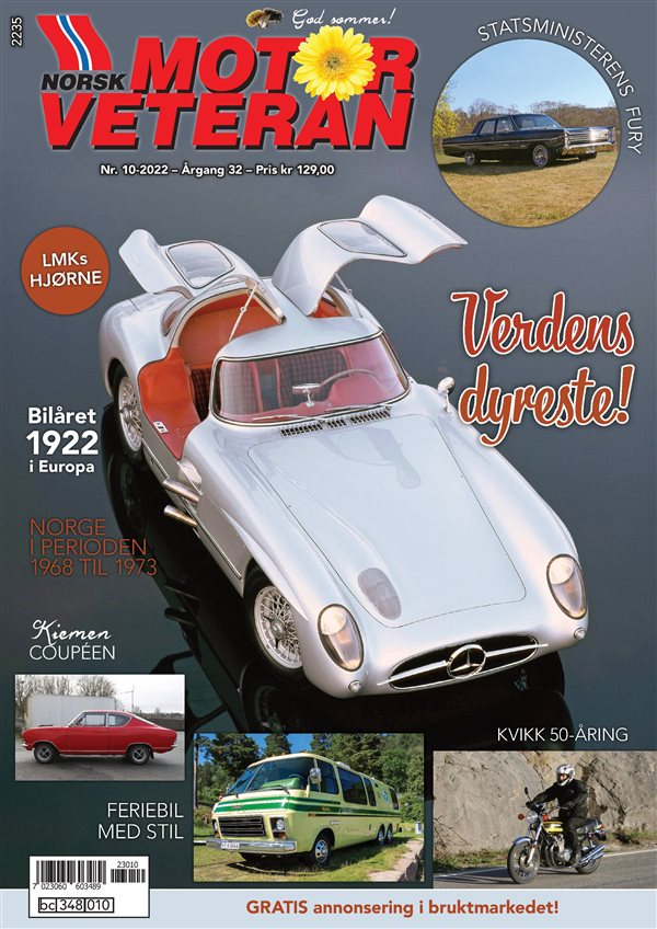 Norsk Motorveteran