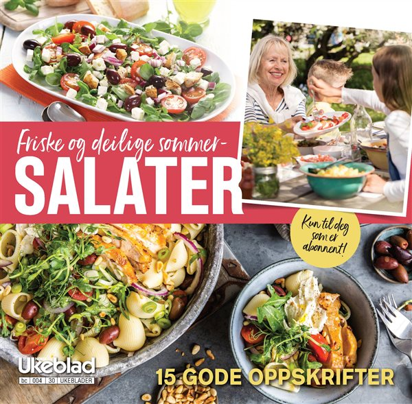 Norsk Ukeblad Bilag