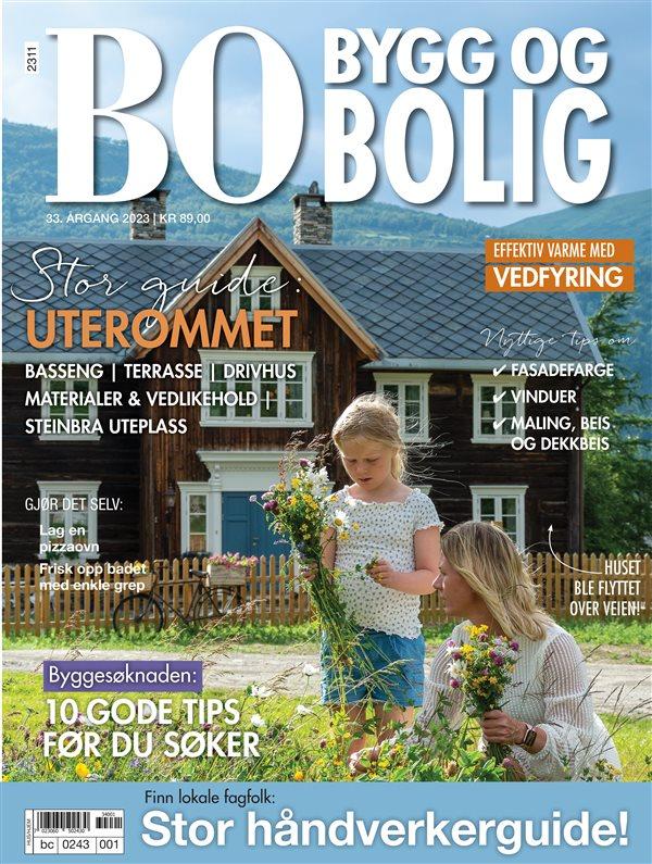 Bo Bygg Bolig