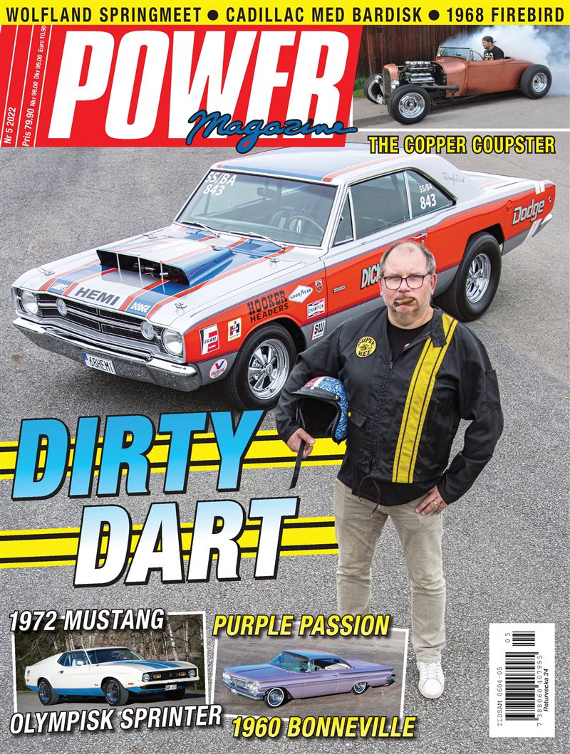 Prenumerera på Power Magazine
