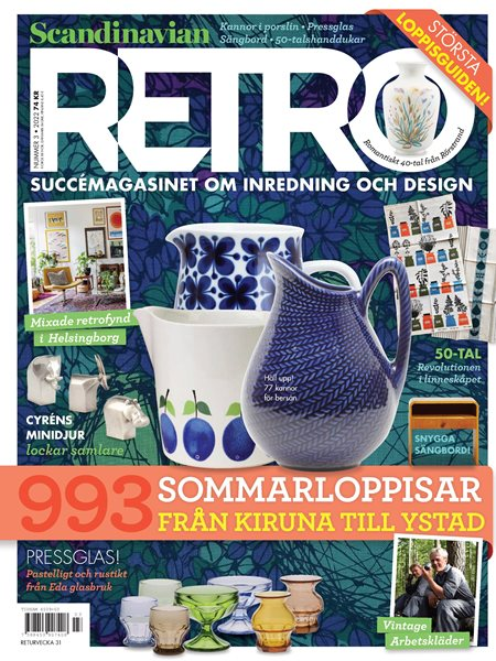 Scandinavian Retro