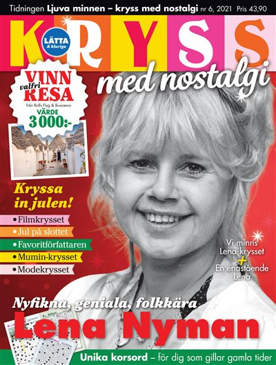 Ljuva Minnen - Kryss med nostalgi