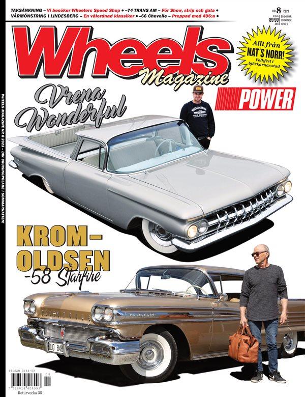 Wheels Magazine
