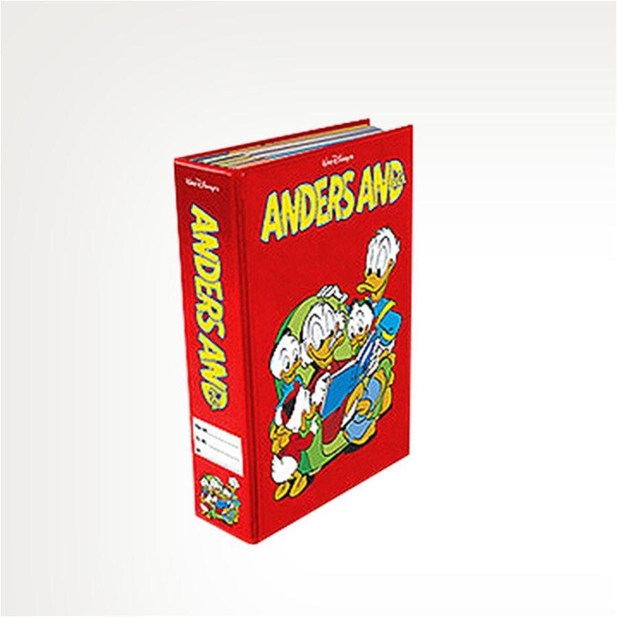 Anders And 10 numre og Anders And rygsæk | Bladkiosken.dk